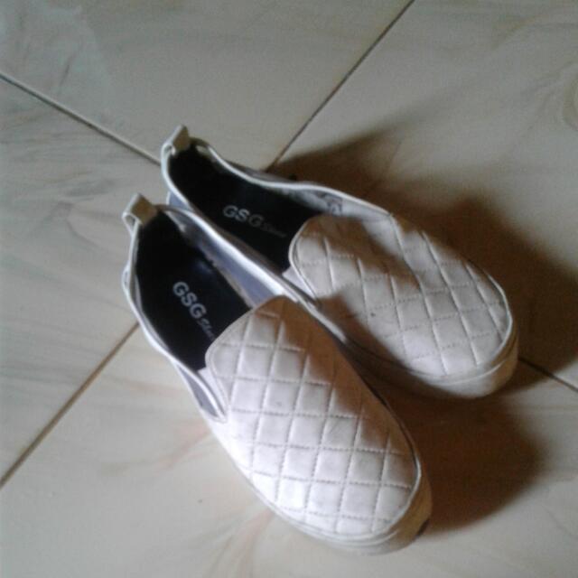 Shoes Gsg White