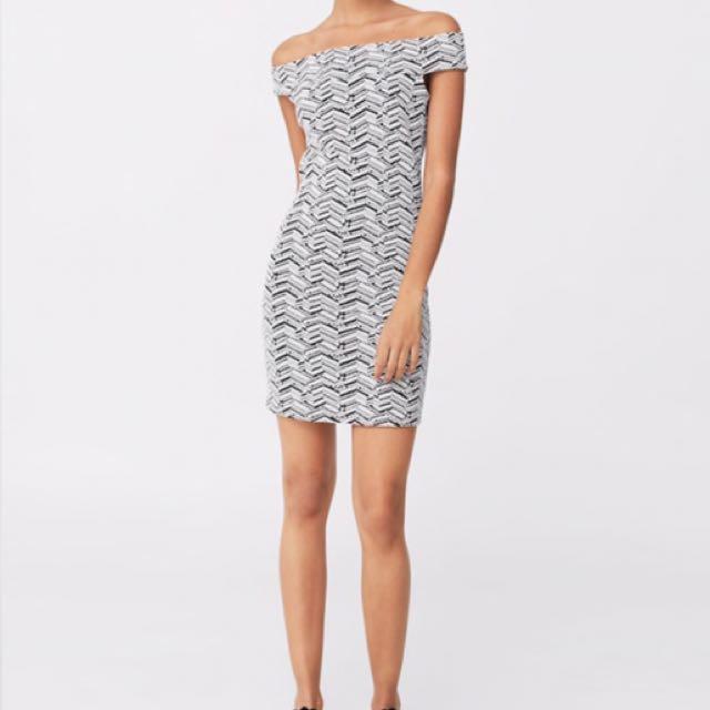 Short Dress MANGO Size S