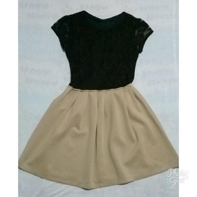 Simple Korean Dress