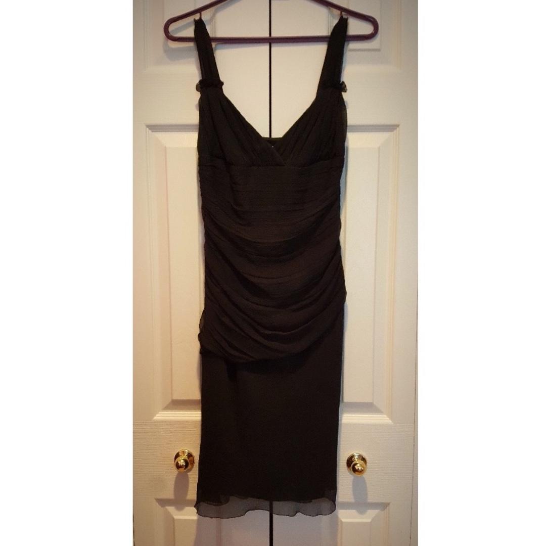 Sleek Little black dress