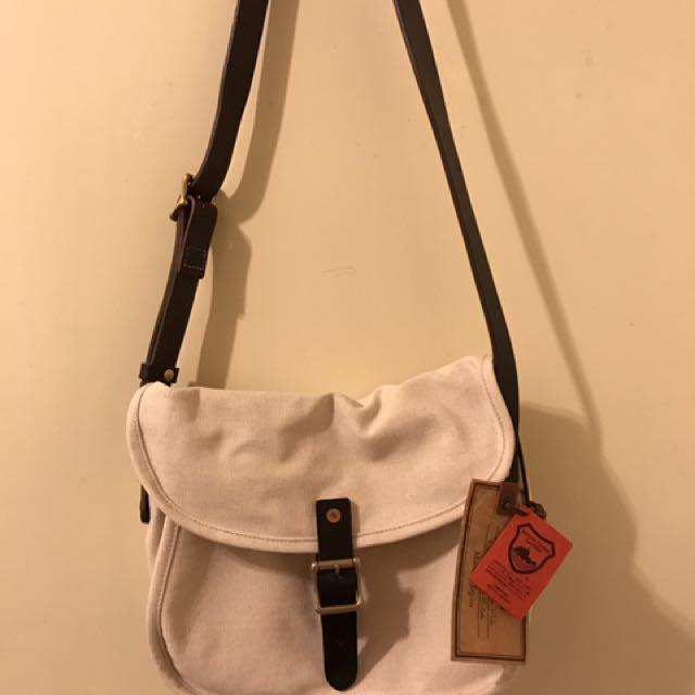 日本品牌Slow倉敷八號側背包日本限定色