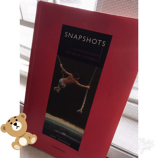 snapshots - Guy Dunbar ($45) ONLY