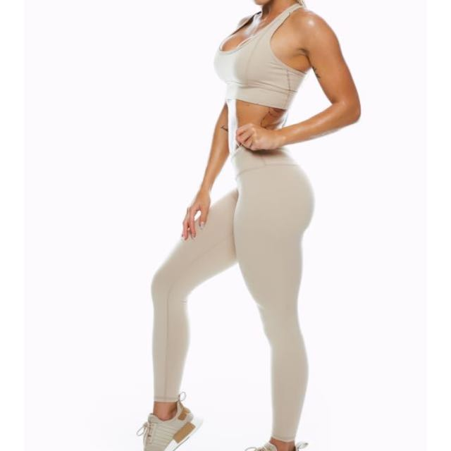 Sold out 'Saskia Collection' nude leggings