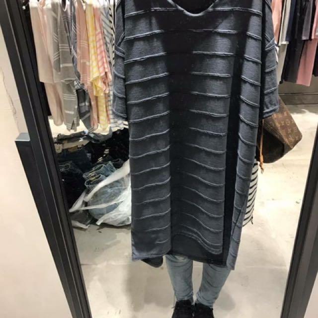 長版/洋裝/T