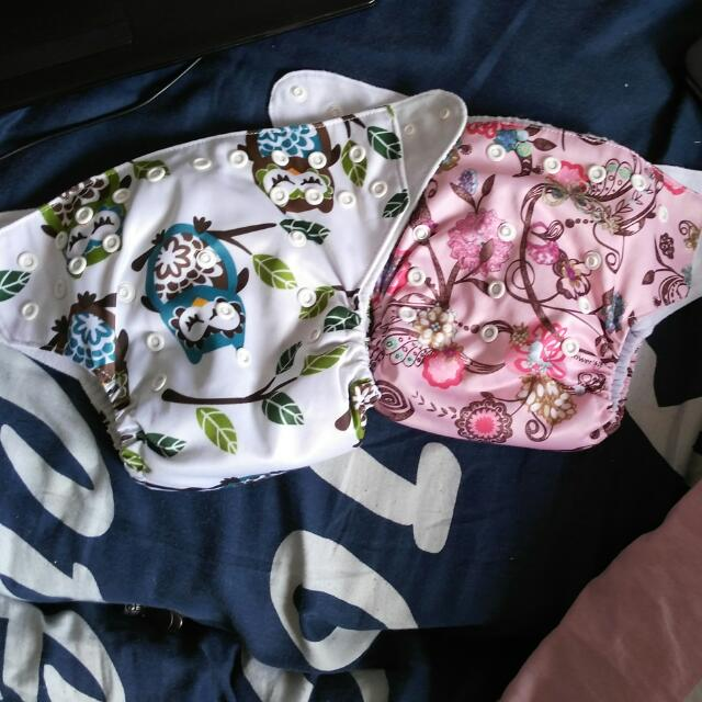 Take Two For P240 Cloth Diaper