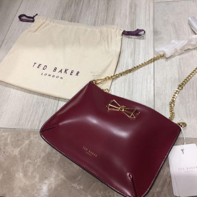 Ted Baker 包英國精品 英國皇室 凱特王妃最愛品牌