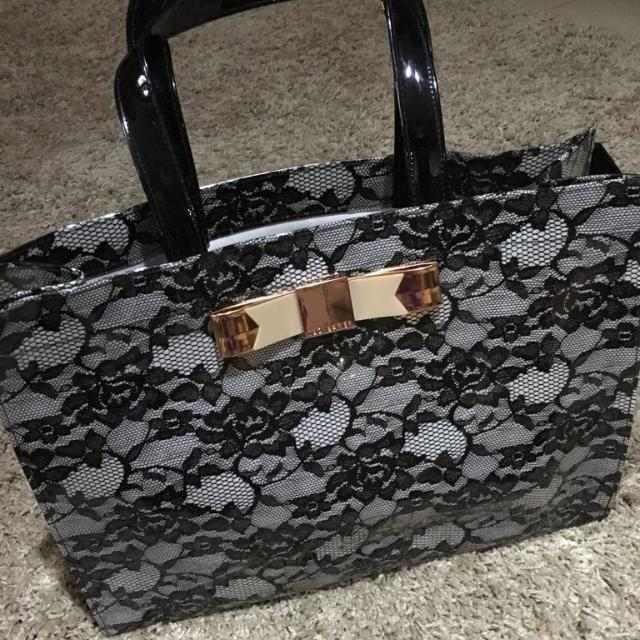 ted baker lace bag