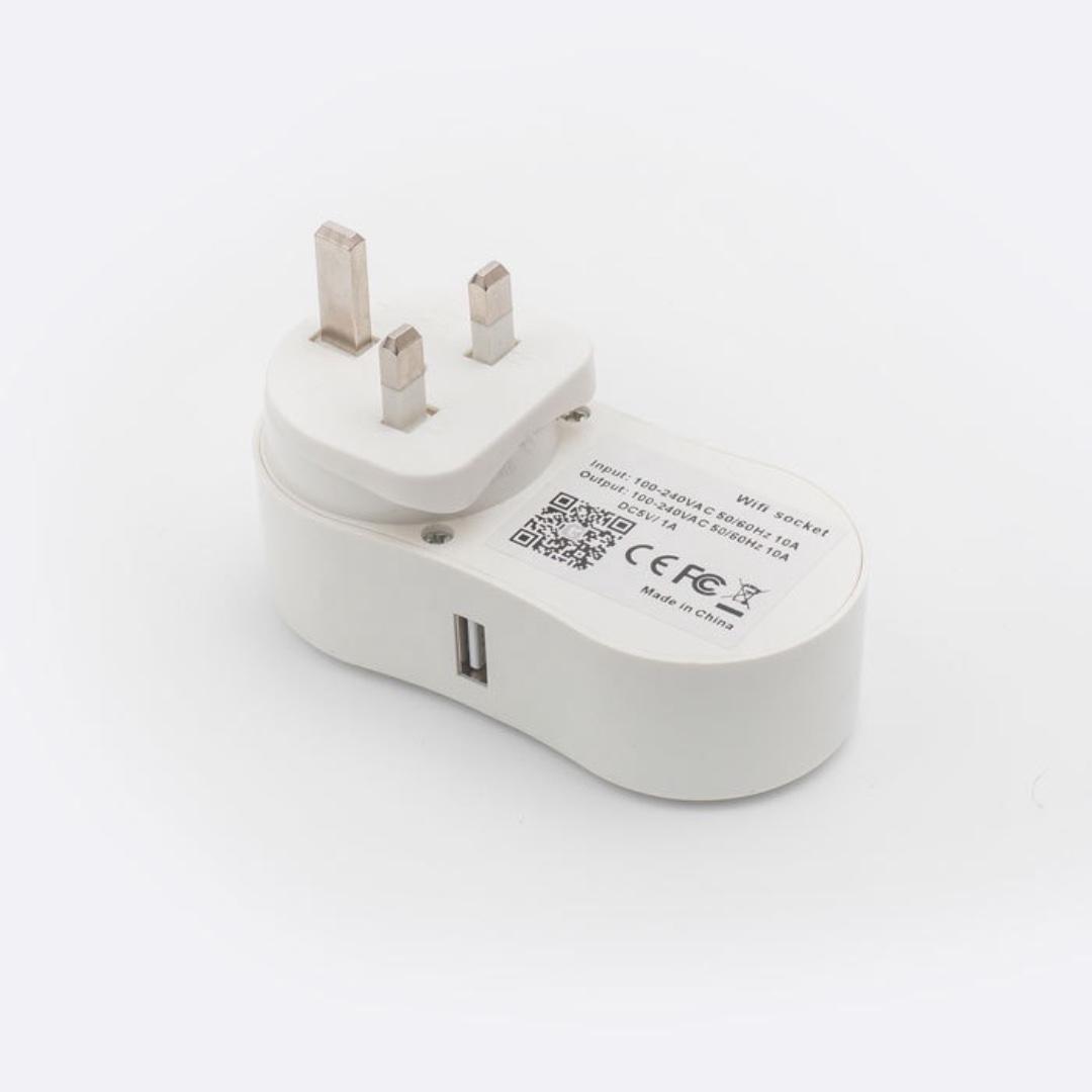 Tuya Smart Plug UK, Electronics, Computer Parts