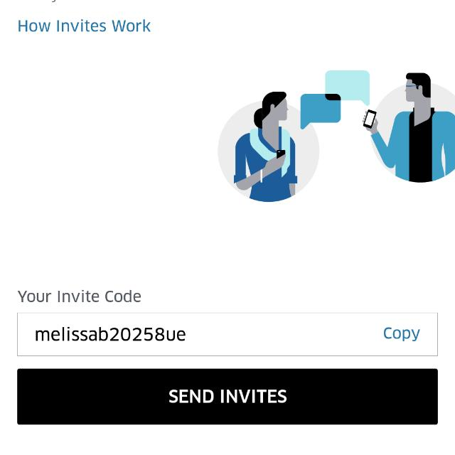 UBER REFERRAL CODE FREE RIDE UP TO $20!!!