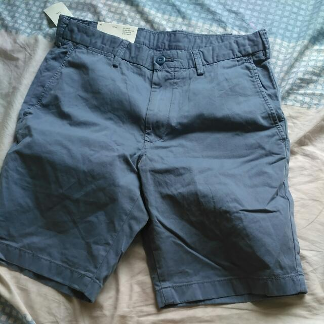 Uniqlo Blue shorts