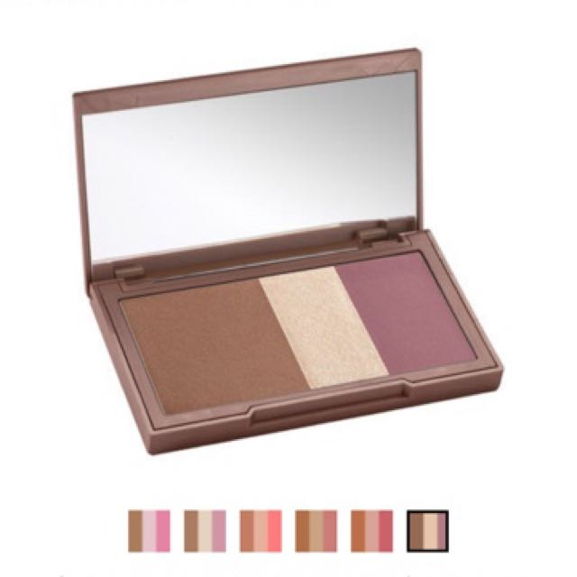 100% AUTHENTIC Urban Decay Naked Flush Palette Sesso RRP $52