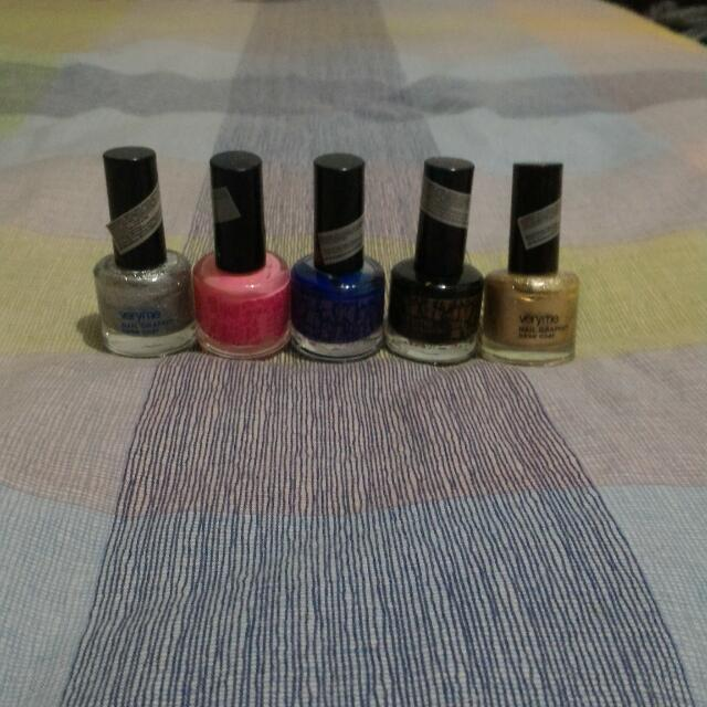 Very Me Nail Polish(preloved)