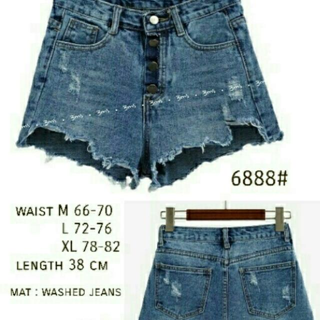 Wased Jeans