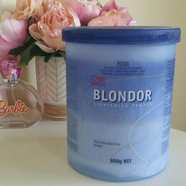 Wella Bleach Powder