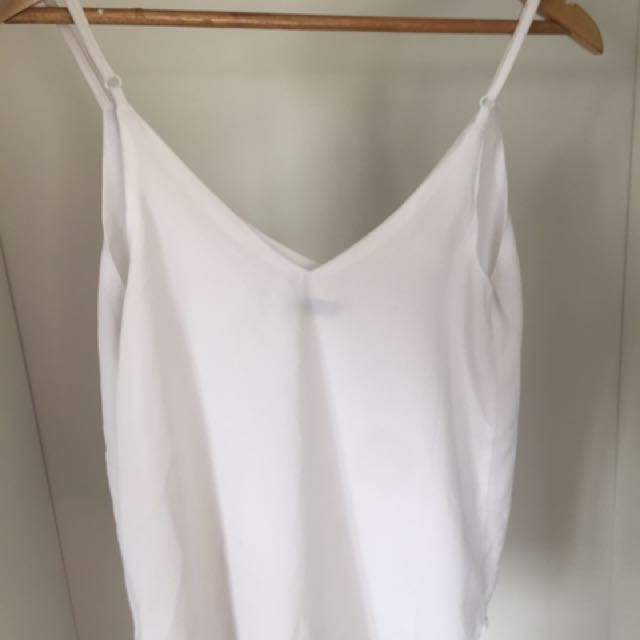White Cami