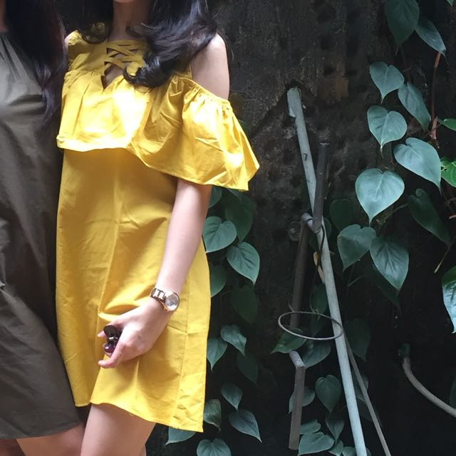 X Sabrina Dress