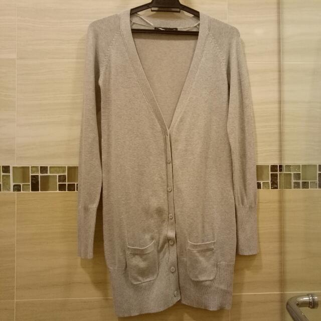 Zara Cardigan Grey