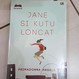 Novel Jane Si Kutu Loncat