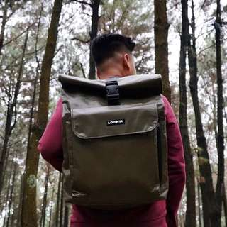 Lodwik Traveling Backpack