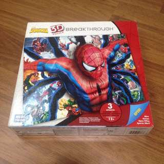 SPIDER-MAN 3D Puzzle