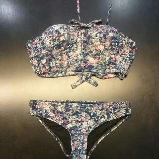 Bandeu Type 2 Pc Swimsuit By Nudo