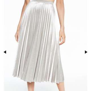 Forever New | Pleated Maxi Skirt