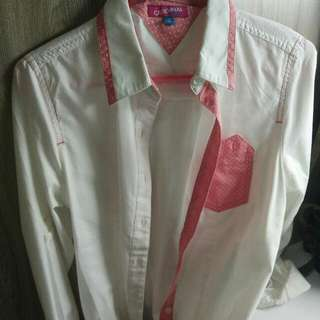 cardigal long shirt