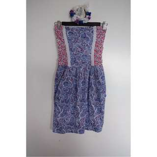 MNG COLLECTION Tube Dress