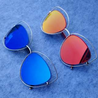 KATY SUNGLASSES MIRROR