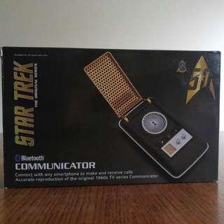 Star Trek Bluetooth Communicator