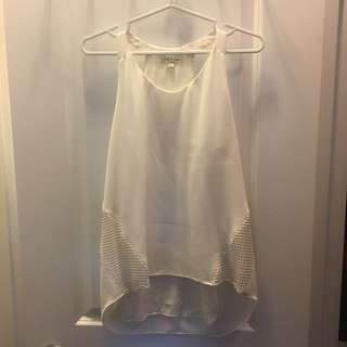 RAG & BONE Cheiftain Tank Size Small