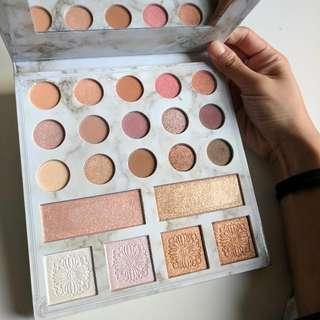 Carli Bybel Deluxe Eyeshadow Palette