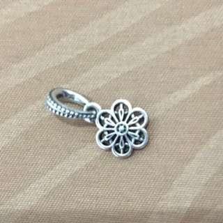 Pandora Floral Dangle