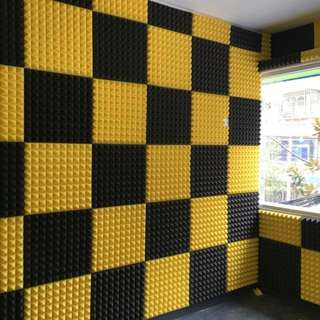 Acoustic Treatment for Home and Commercial
