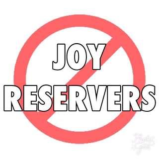 Joy Reservers Album #1