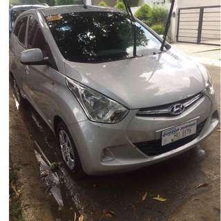 HYUNDAI EON MANUAL 2016