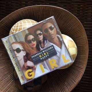 Pharrell Williams' Album