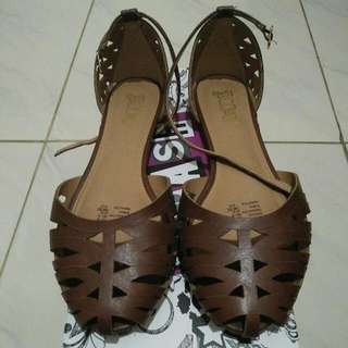 Brash shoes from payless