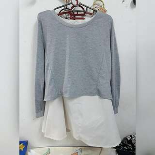 Two Piece Shirt