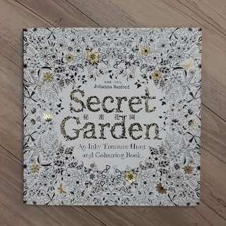 🚚 全新我的秘密花園