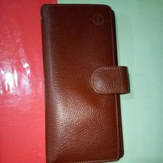 Hickok Genuine Leather Wallet