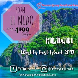 El Nido Lite Package