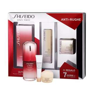 Shiseido Benefiance 3-Piece Skincare Set 1set, 3pcs