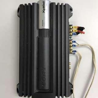 Sony Stereo Power Amplifier
