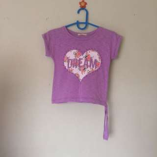 Justees Blouse(size8)