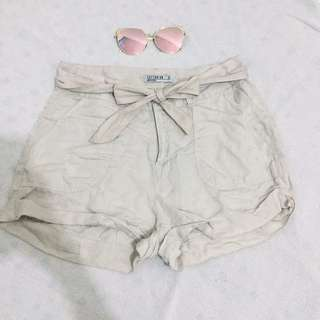 Cotton On Shorts With Bow