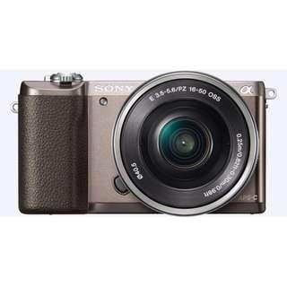 Sony a5100 Semi-DSLR Smart Camera