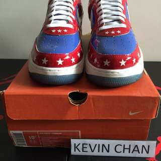 Air Force 1 All Star 07 Us 10.5