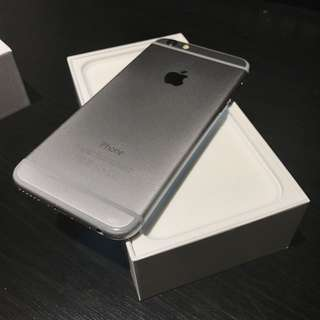UNLOCKED iPhone 6 16g Space Grey