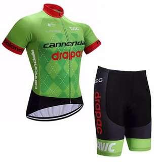 Cannnondale Cycling Jersey Set